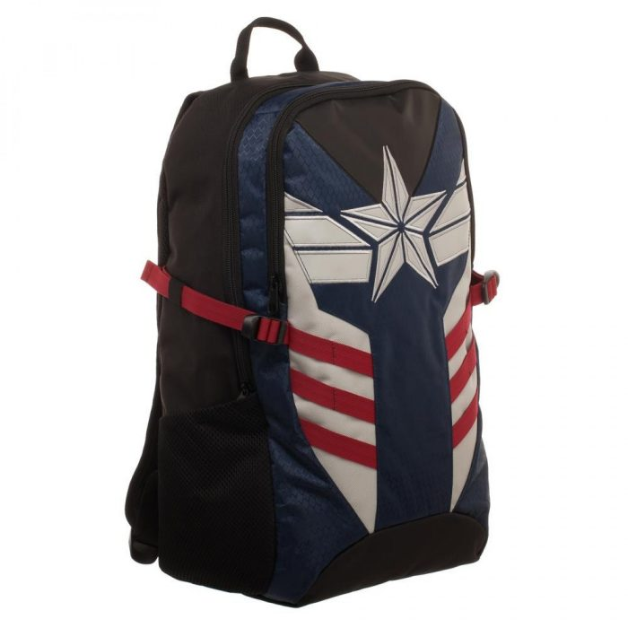 Captain America - Suit-Up Backpack