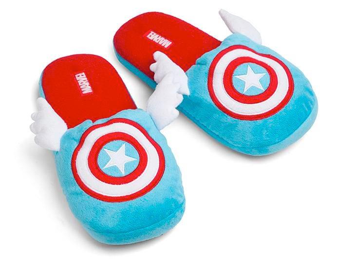 Captain America Slippers