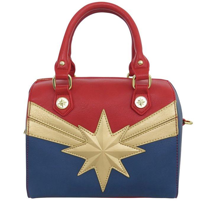 Captain Marvel Crossbody Bag