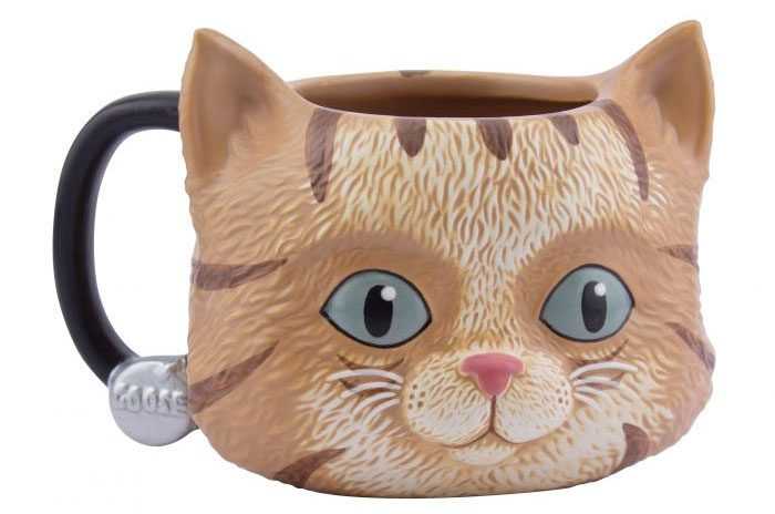 Captain Marvel - Goose the Cat Mug