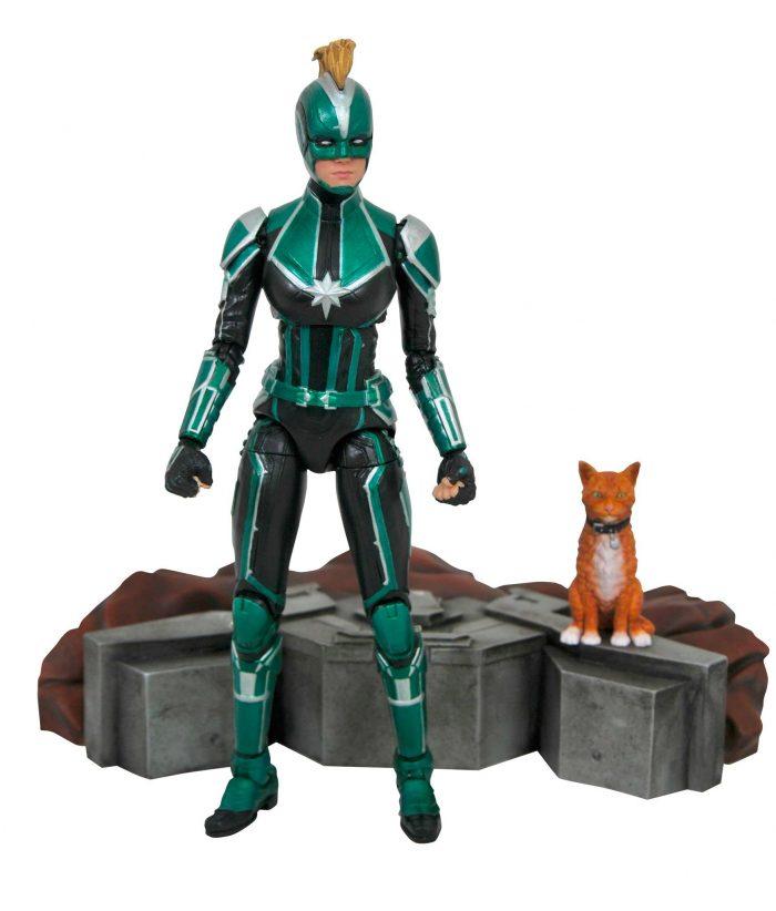 Captain Marvel - Marvel Select Figures