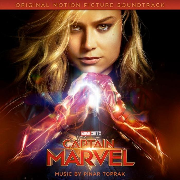 Captain Marvel Soundtrack