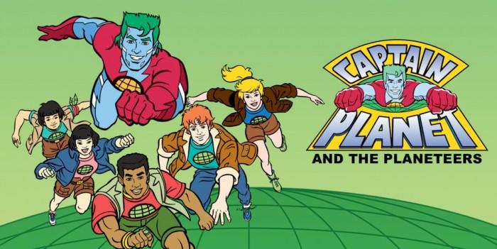 Download Captain Planet