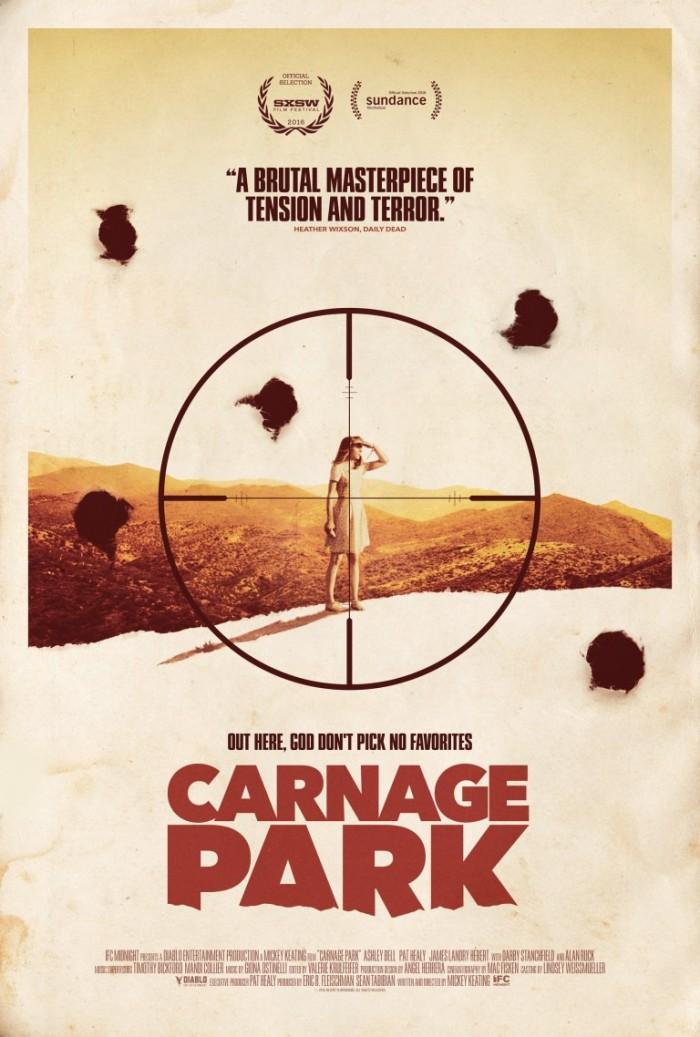 carnage park trailer