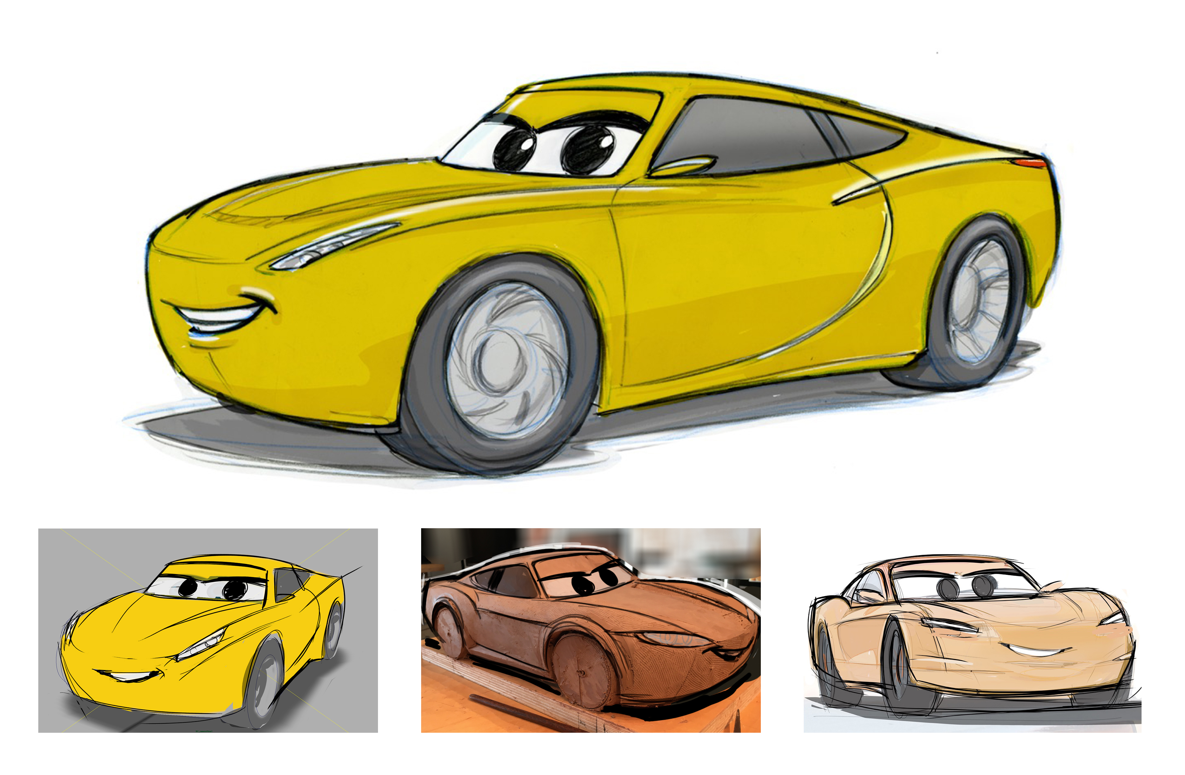 cruz ramirez in cars 3 is the big beating heart the franchise needs. Black Bedroom Furniture Sets. Home Design Ideas