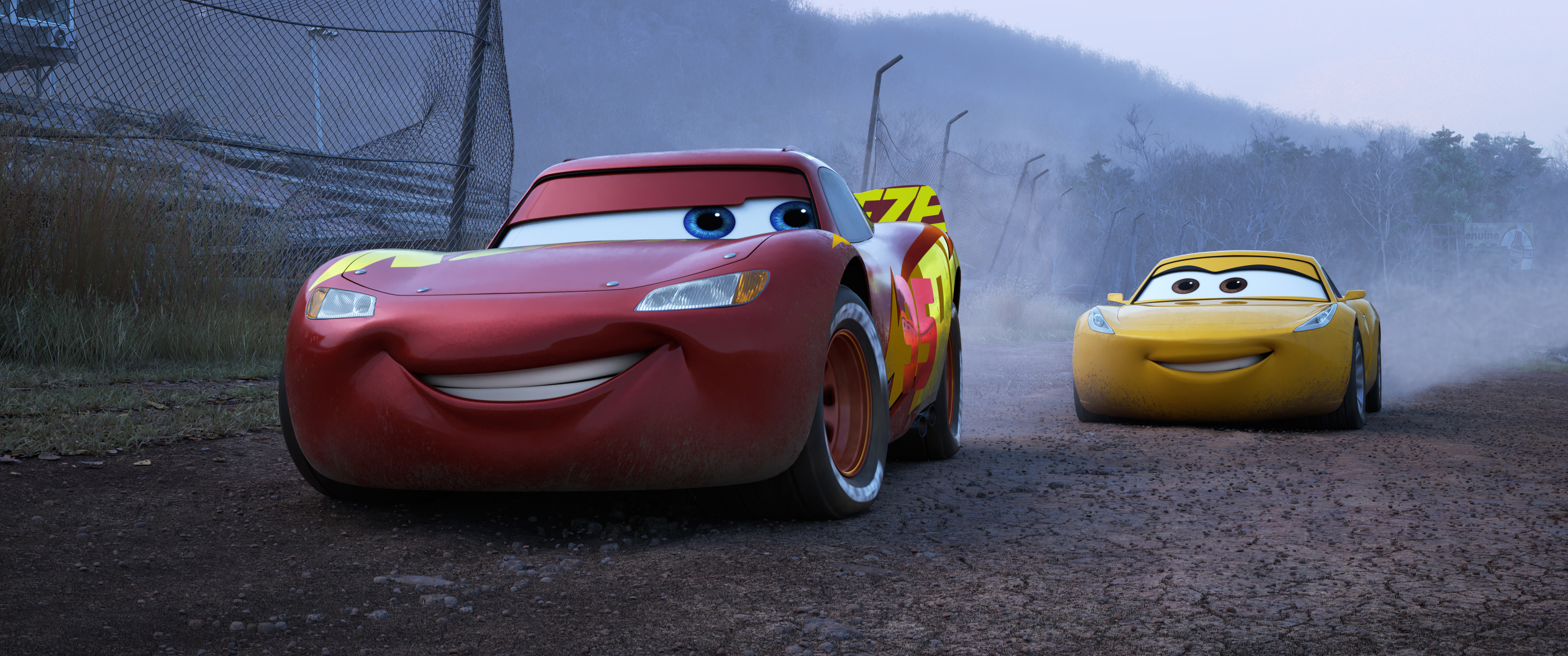 Cars 3 Footage Reaction Pixar Screened Around 50 Minutes Of The