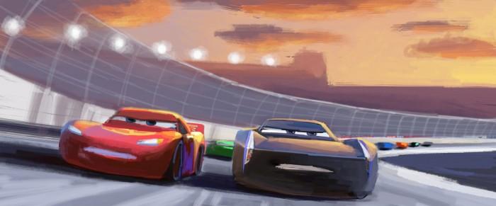 Cars 3 - Concept Art