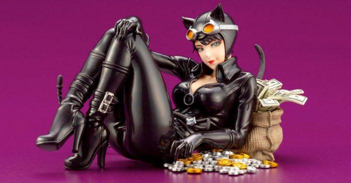 Catwoman Returns - Bishoujo Statue
