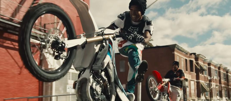 Charm City Kings Trailer Meet The Dirt Bikers Of Baltimore Film