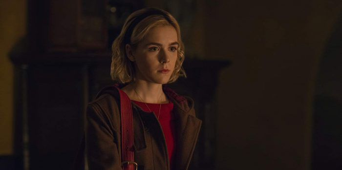 chilling adventures of sabrina clip