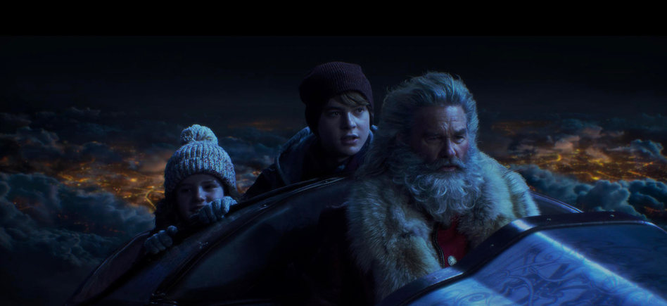 e07fd06c15c2e The Christmas Chronicles Trailer  Kurt Russell is Cool Santa Claus ...