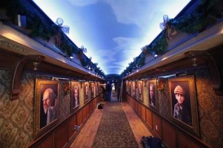 christmas carol train