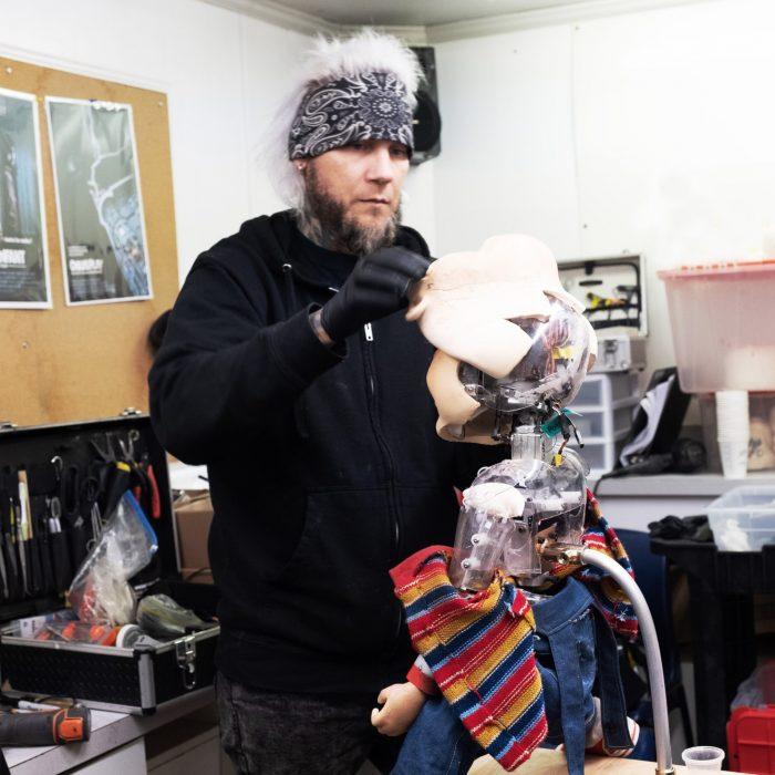 Chucky remake doll