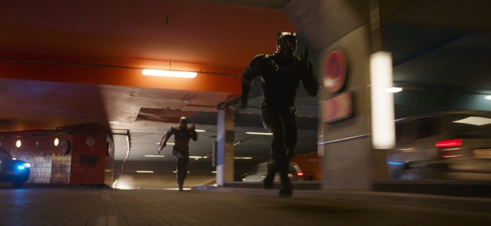 Captain America Civil War - Black Panther