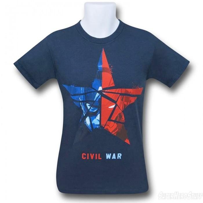 civilwar-shirt-star-split