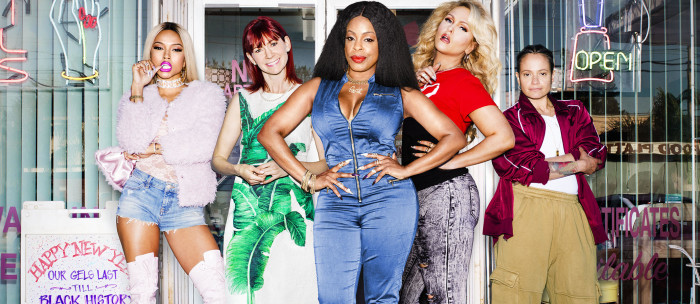 claws tv show