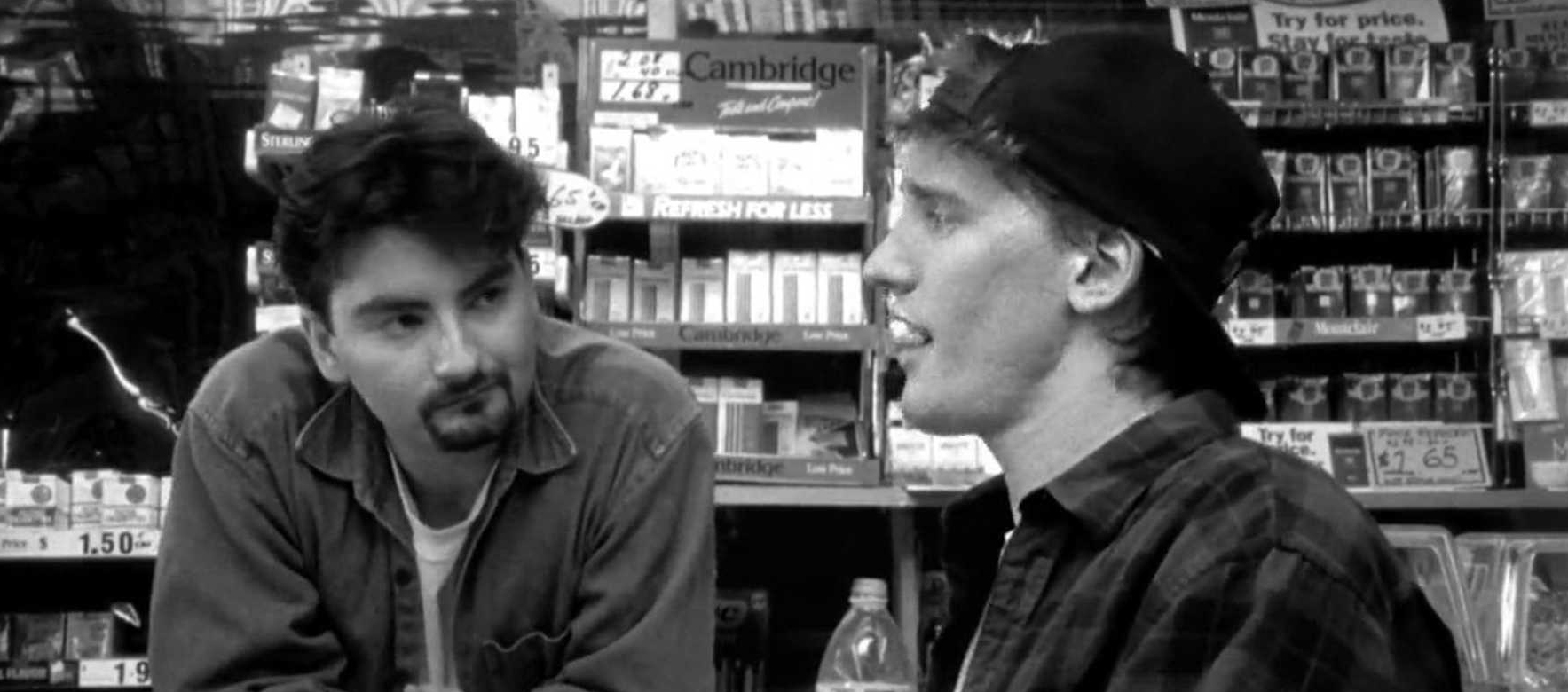 Clerks Dante And Randal