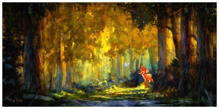 Cliff Cramp - Bambi