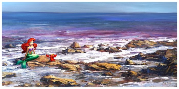 Cliff Cramp - The Little Mermaid