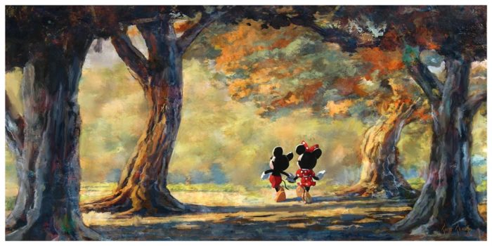 Cliff Cramp - Mickey and Minnie