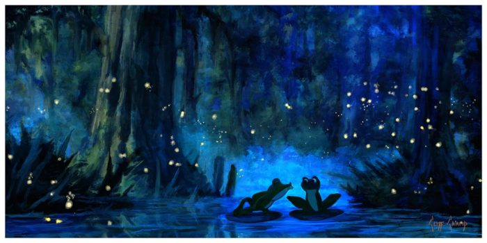 Cliff Cramp - Princess and the Frog