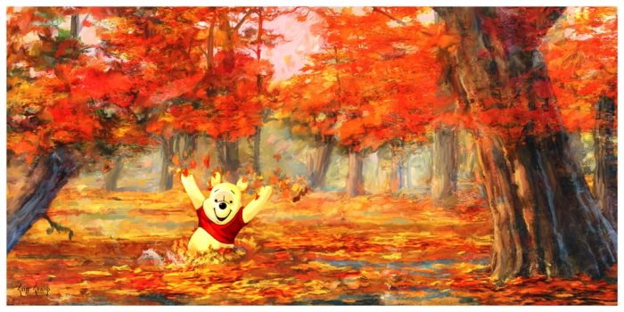 Cliff Cramp - Winnie the Pooh