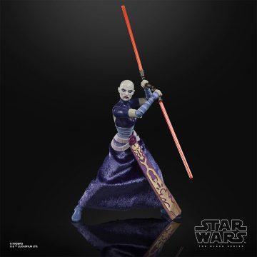 The Clone Wars Black Series Figures - Asajj Ventress