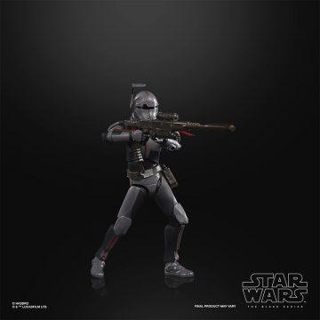 The Clone Wars Black Series Figures - Crosshair