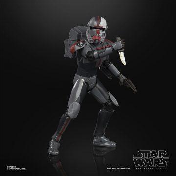 The Clone Wars Black Series Figures - Hunter