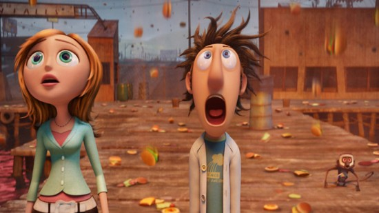 Cloudy With a Chance of Meatballs TV series