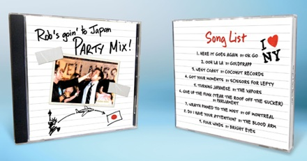 Rob's Goin' To Japan Party Mix