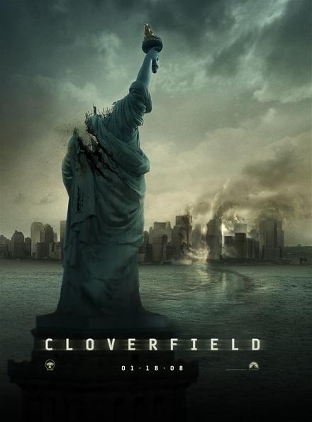 Cloverfield Poster