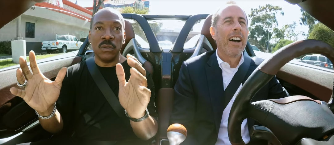 'Comedians in Cars Getting Coffee' Trailer: Freshly Brewed Episodes with Eddie Murphy, Seth Rogen & More