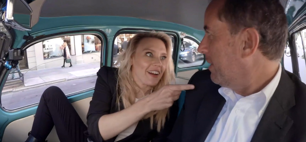 comedians in cars getting coffee new season trailer kate mckinnon dave chappelle more. Black Bedroom Furniture Sets. Home Design Ideas