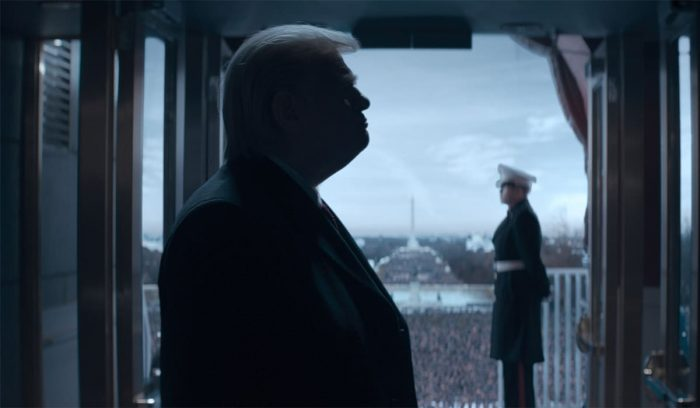 The Comey Rule - Brendan Gleeson as Donald Trump