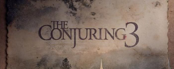 The Conjuring 3 Logo
