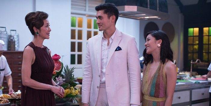 crazy rich asians tracking