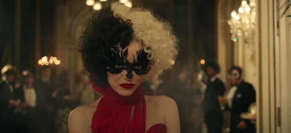 'Cruella' Clip: Emma Stone Crashes Emma Thompson's Party