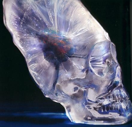 Crystal Skull Concept Art