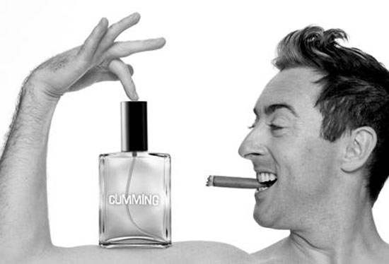 Alan Cumming perfume