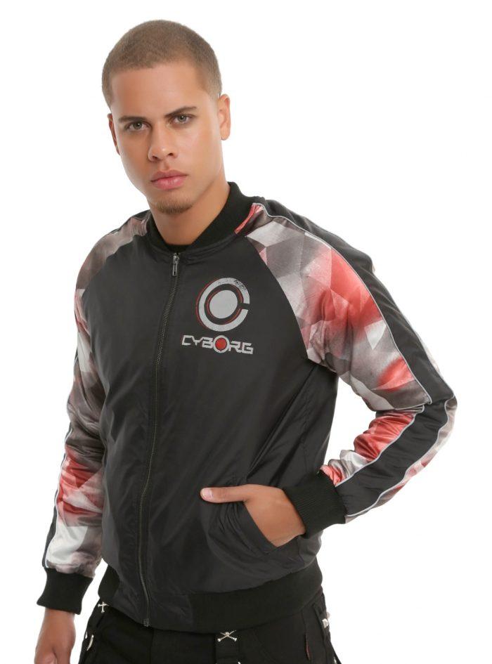 Cyborg Bomber Jacket