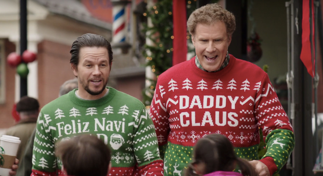 Daddy\'s Home 2 Trailer: This Christmas, It\'s Every Father for Himself