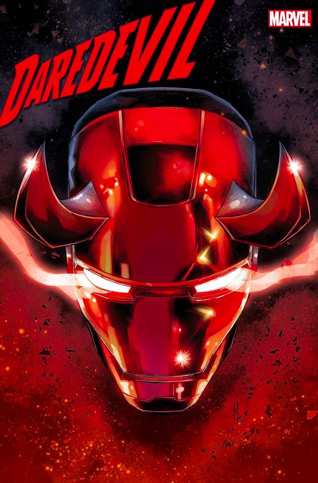 Daredevil - Iron Man Helmet