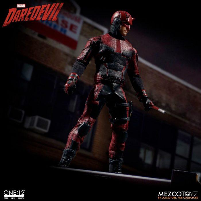 Daredevil Mezco Toys One:12 Collective Figure