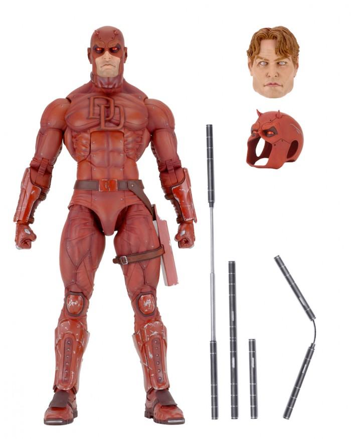 NECA Daredevil 1/4 Scale Figure