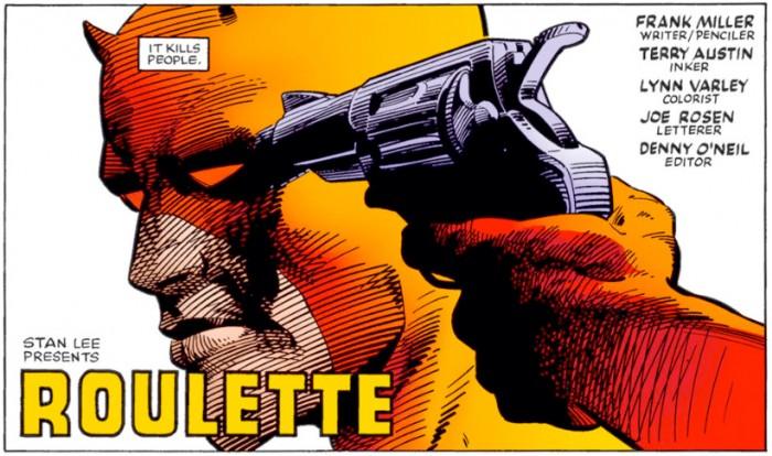Daredevil Roulette