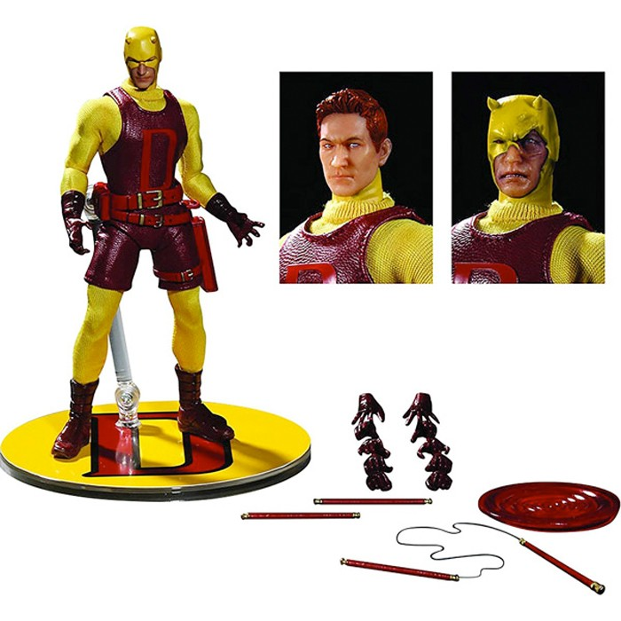Daredevil Mezco Toys Figure