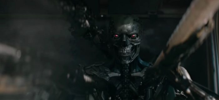 'Terminator: Dark Fate' Clip Shows Off Even More Highway Action
