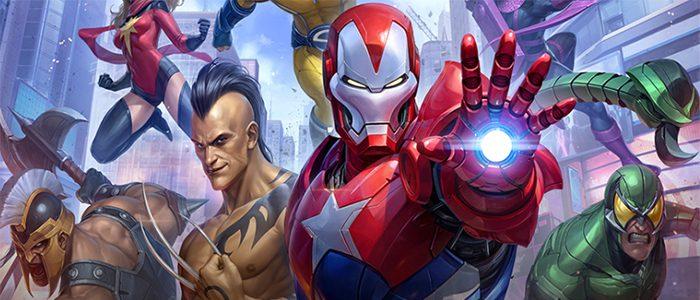 Dark Avengers in Marvel Future Fight