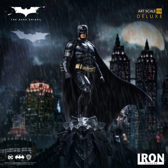 Batman - The Dark Knight - Iron Studios Statue